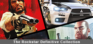 The Rockstar Definitive Collection