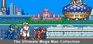 The Ultimate Mega Man Collection