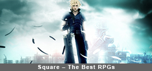 Square – The Best RPGs