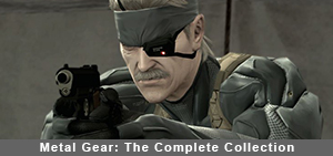 Metal Gear: The Complete Collection