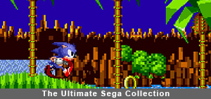 The Ultimate Sega Collection