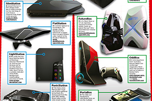 GamesTM Magazine Features PS4 Expert's Concept Artists!