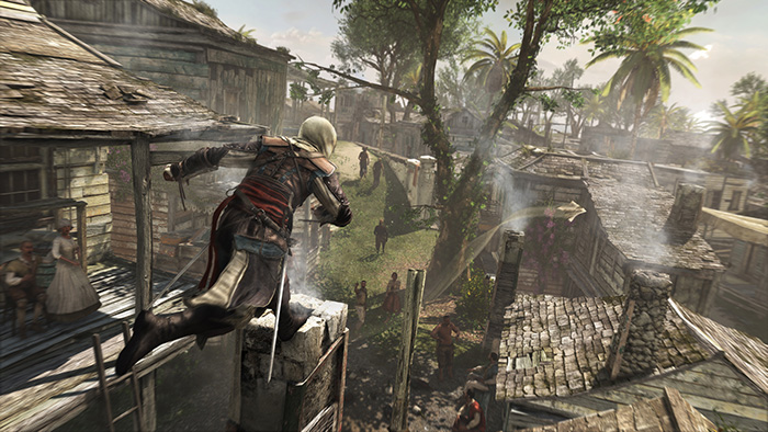 Assassin's Creed IV PlayStation 4