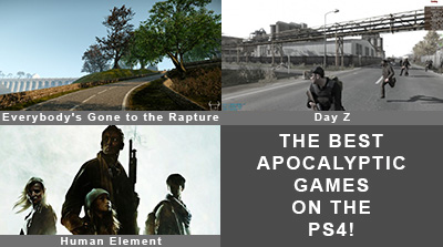 The best apocalyptic games on the PS4