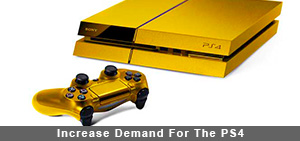 Sony has created an 'artificial shortage' to increase demand for the PS4