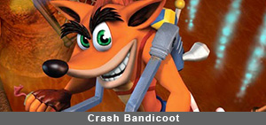 Crash Bandicoot will be announced for the PS4 shortly, other big game announcements