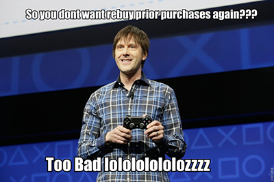 Why Should I have to pay for PlayStation Now if I already own the game?