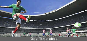 Fifa 14 One-Time shot