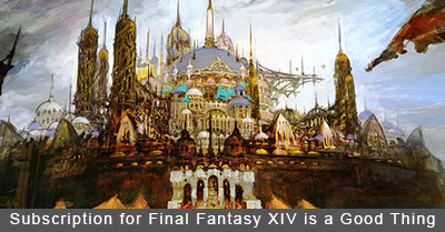Subscription Final Fantasy XIV