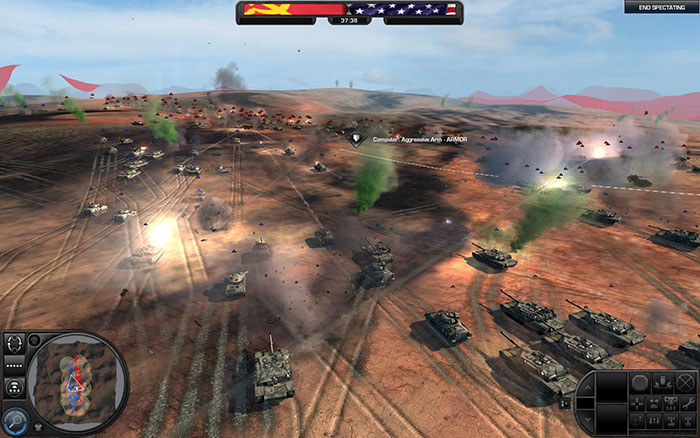 World in Conflict Ubisoft