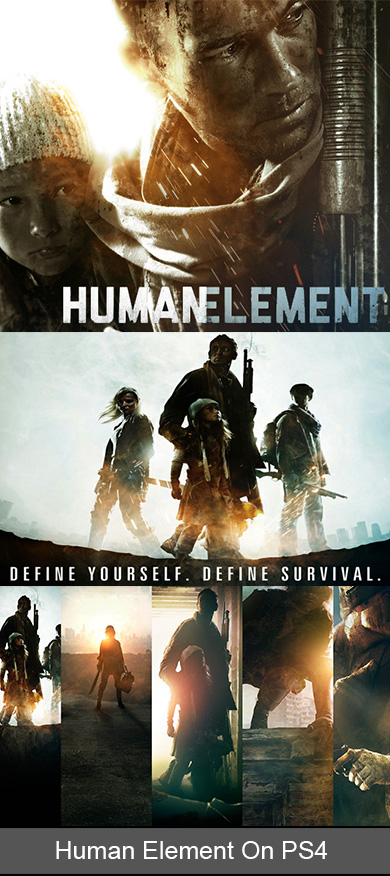 An Early Look at Human Element PS4