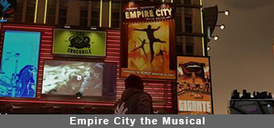 Empire City the Musical