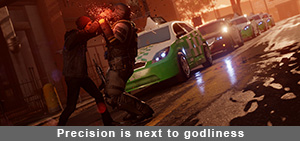 Infamous Second Son Good Karma