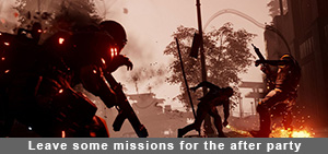 Infamous Second Son Missions