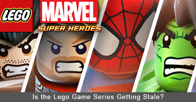 Lego Game Series