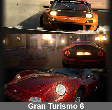 let the waiting for gran turismo 6 begin on the. Black Bedroom Furniture Sets. Home Design Ideas