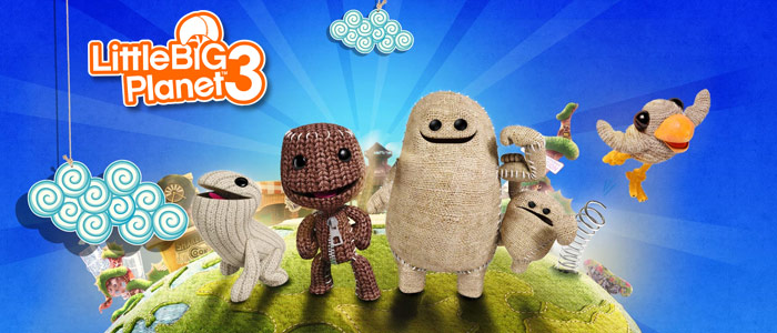Little Big Planet 3 on the PS4