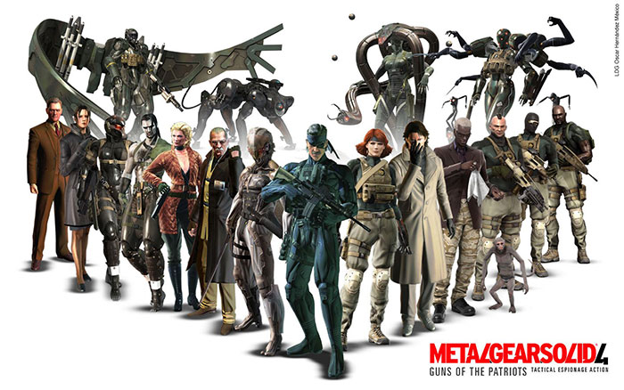 Guide to Metal Gear Solid 4: Guns of the Patriots