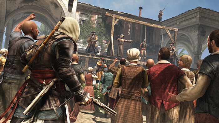 Assassin's Creed IV PS4