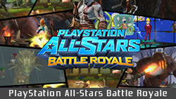 PlayStation All-Stars Battle Royale PlayStation 4