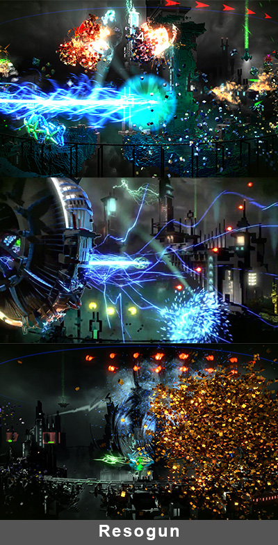 Resogun: Official PS4 Experts Review
