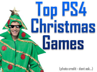 Top Playstation Christmas Games