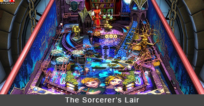 The Sorcerer's Lair