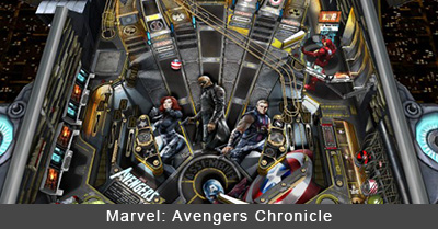 Marvel: Avengers Chronicle