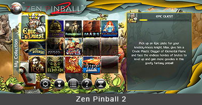 Zen Pinball 2 Review